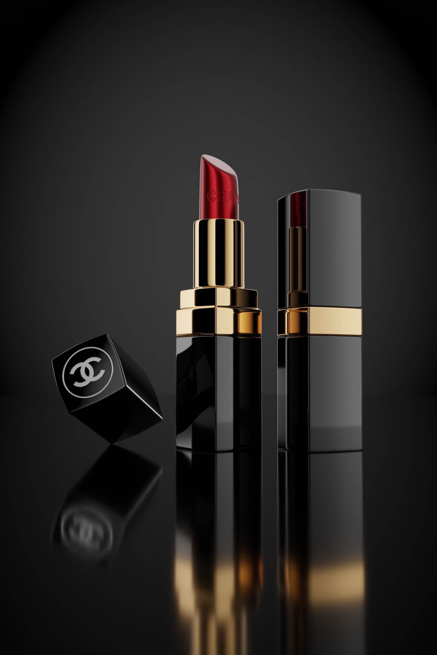 CGI cosmetic assignemnt for Chanel
